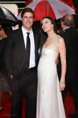 Matthew fox, mbweha ♣ [The Golden Globes]