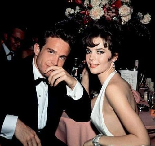 Natalie and Warren Beatty