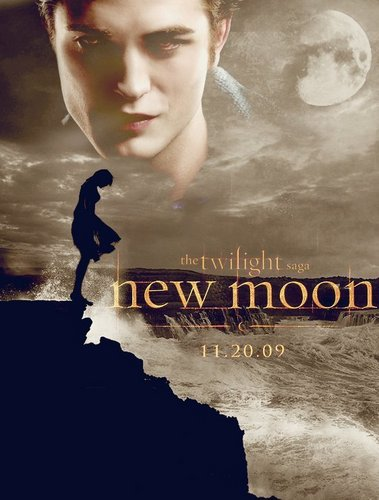New Moon Fanmade Poster