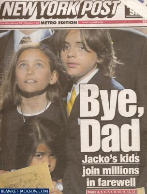 New York Post - July 08, 2009