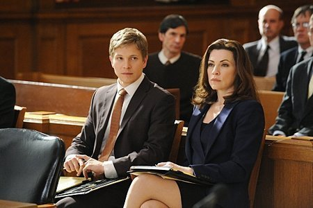 The Good Wife - Unprepared - S01E08