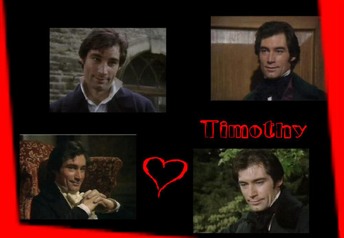 Timothy as Edward Rochester