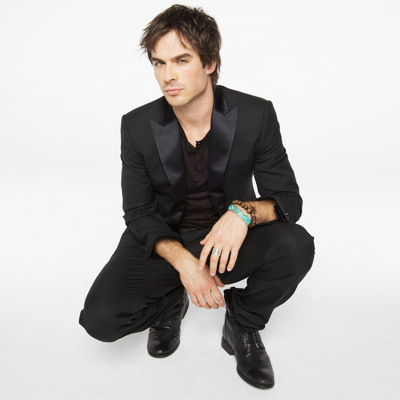ian somerhalder ( damon salvatore)