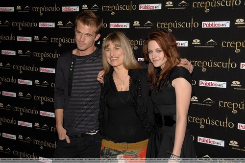 Cam, Catherine and Kristen