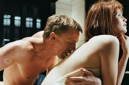 Quantum of Solace Still