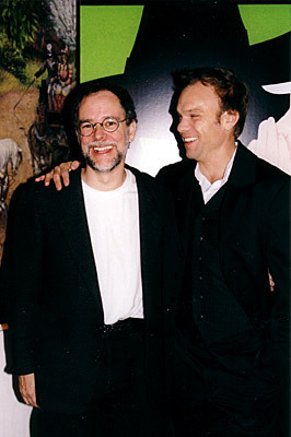 Gregory Maguire & Norbert Leo Butz: Opening Night