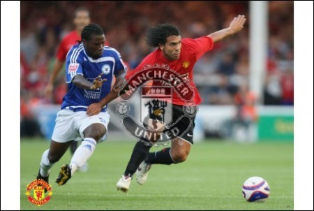United vs Peterborough