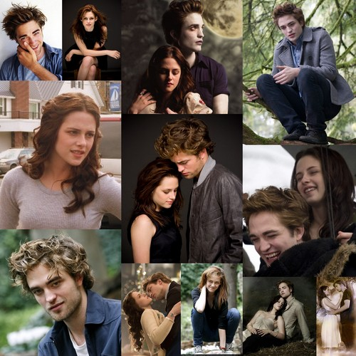 Edward and Bella. Forbidden Love.