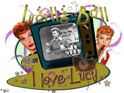 I Love Lucy Wallpaper