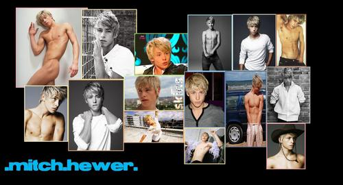 Mitch Hewer 壁纸