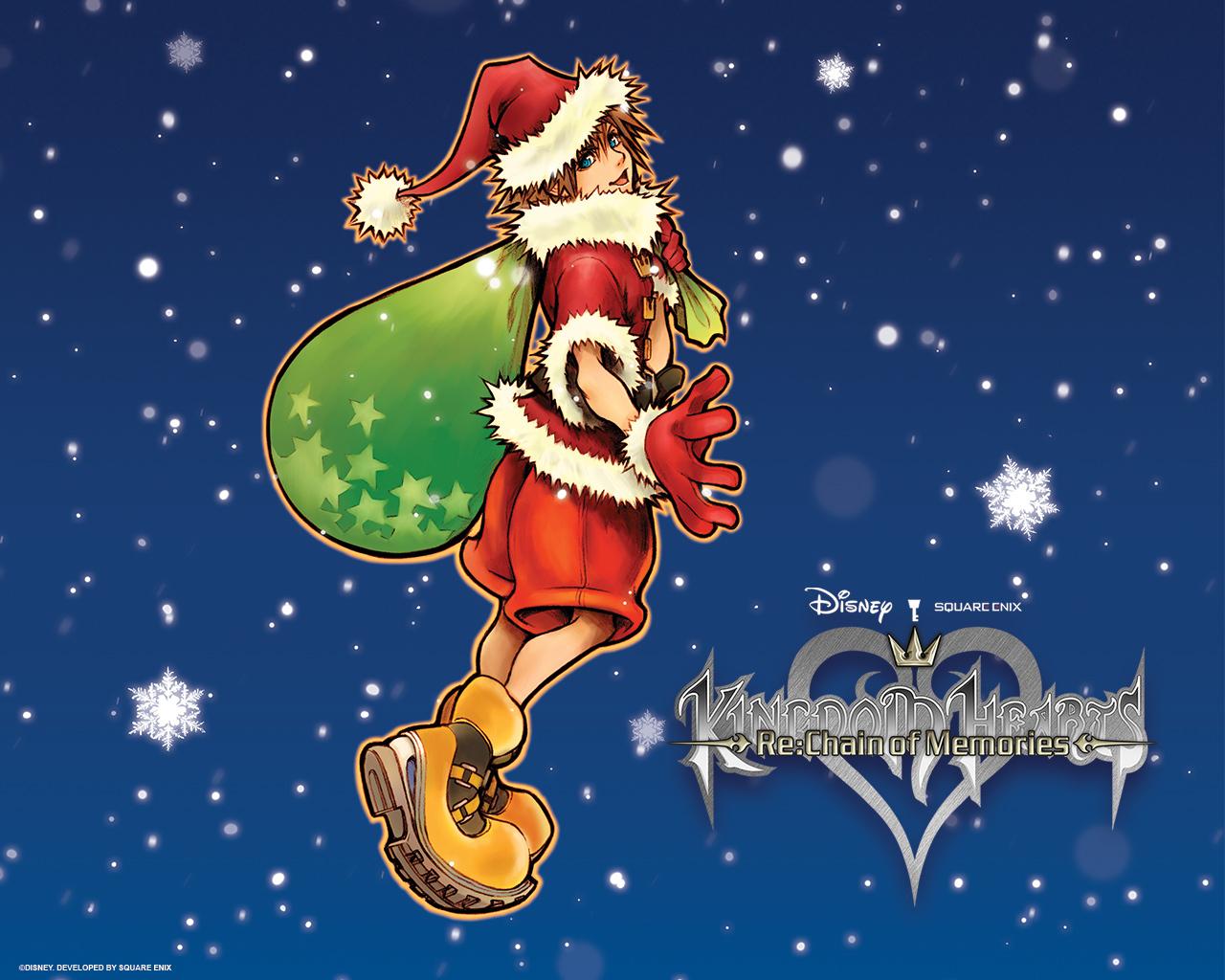 Official Kingdom Hearts Wallpaper Kingdom Hearts Wallpaper