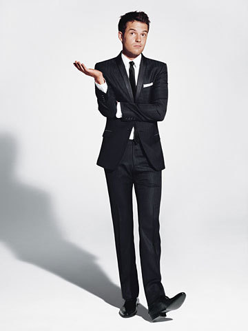 Brandon Flowers in GQ