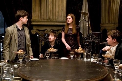 HP: HBP - Harry&Ginny at Slug Club Party (NEW*)