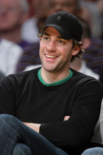 John at Lakers Game Nov. 23
