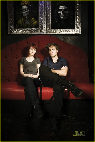 Robert Pattinson & Hayley Williams