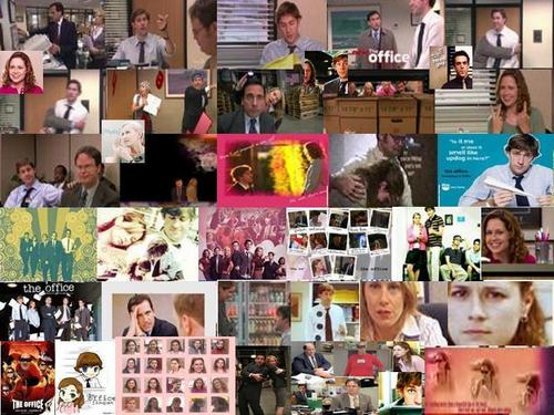 The Office collage