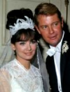 Troy Donahue Marries