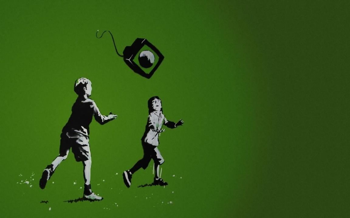 Banksy Banksy 壁紙 2888309 ファンポップ
