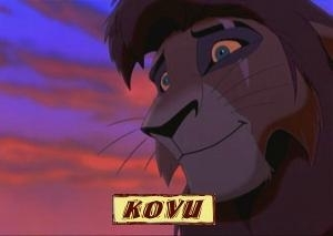 happy Kovu