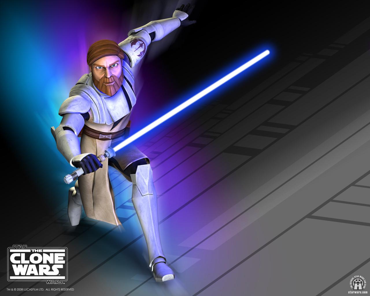 Clone Wars Obi Wan Kenobi Wallpaper 2951795 Fanpop