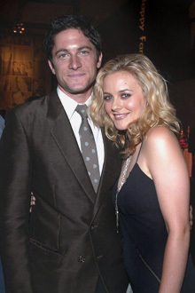 David Conrad With Alicia Silverstone