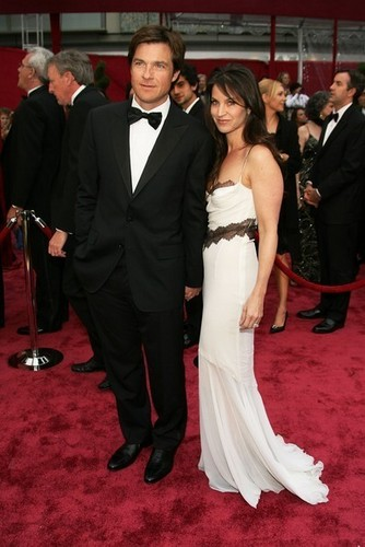Jason Bateman at the 80th Annual Academy Awards