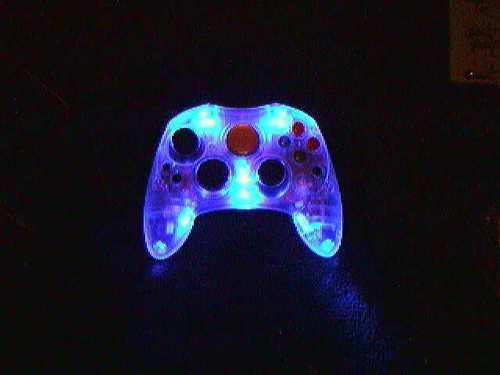 Neon controllers i make