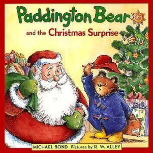 Paddington Bear Christmas Storybook
