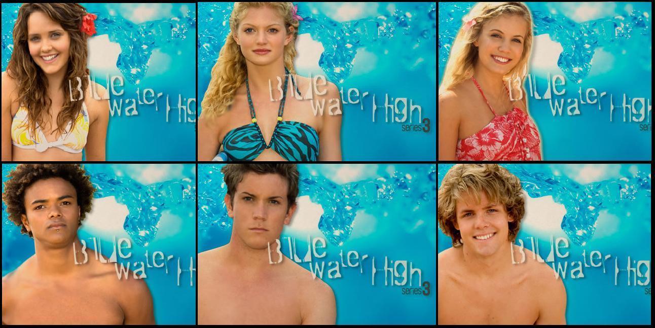 Blue Water High Cast blue water high 3 - blue water high fan art (2975960) - fanpop