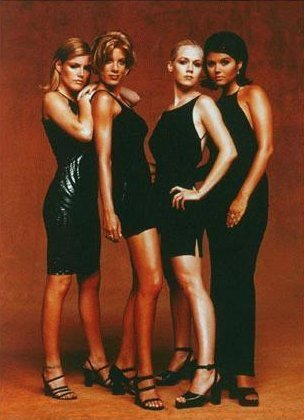 Beverly Hills 90210 Girls