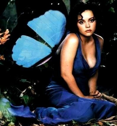 Christina Ricci as a Fairy