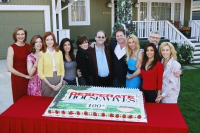 Desperate Housewives 100th Cake