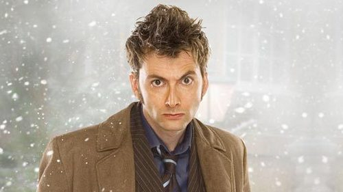 Doctor Who Christmas Special Photos (ADVENT CALENDAR)