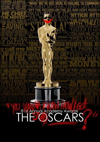The Joker's oscar
