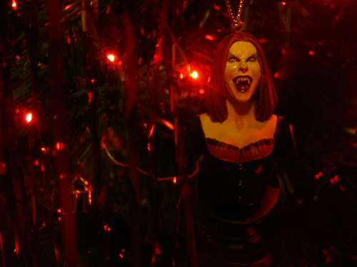 Buffy Tree - Vamp Willow