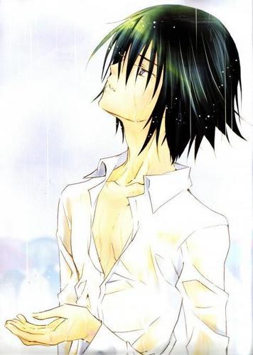 Hot Showered Ikuto