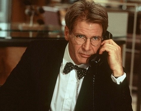 Harrison Ford as Linus Larrabee