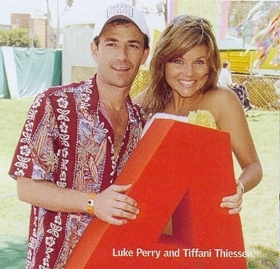 Luke and Tiffani