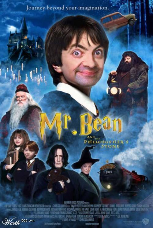 Mr. Bean and the Philosopher's Stone
