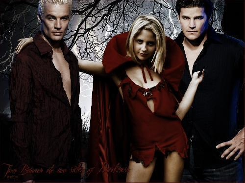 Spike/Buffy/Angel