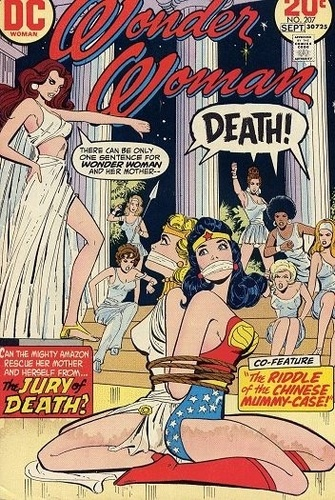 Wonder Woman Comic