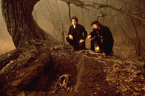 sleepy hollow; behind the scenes