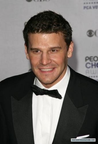 David Boreanaz @ People's Choice Awards