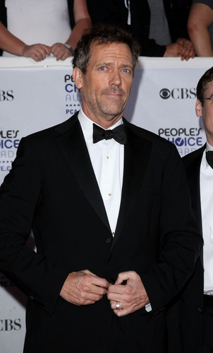 Hugh Laurie - 35th Annual People's Choice Awards
