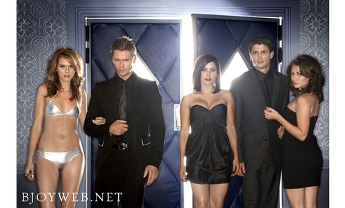 One Tree Hill Cast EW Outtakes