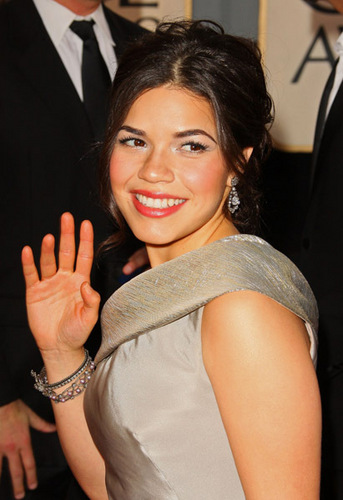 America Ferrera @ the 66th Annual Golden Globes