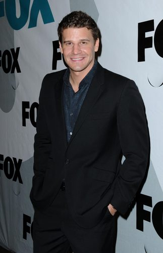 David Boreanaz @ 2009 soro Winter All-Star Party
