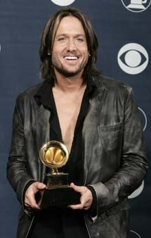 Keith Urban Grammy