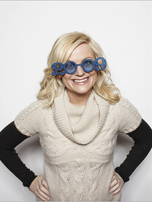 Amy Poehler at sundance