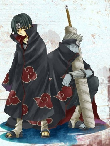 Kisame and Itachi